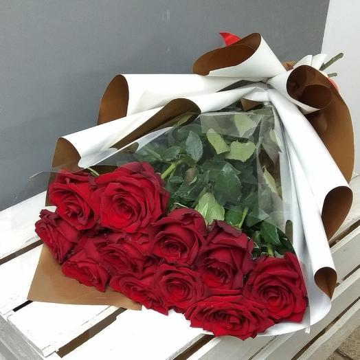 Проверенная классика: букеты цветов на заказ Flowwow