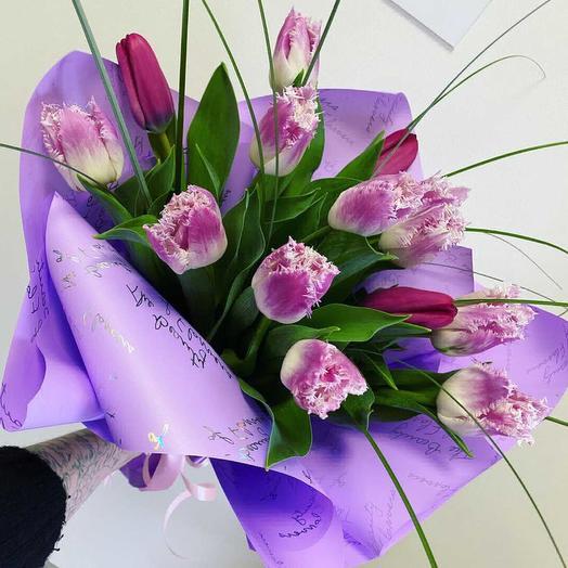 Аника: букеты цветов на заказ Flowwow