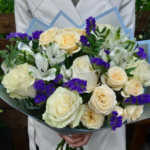 Все будет хорошо: букеты цветов на заказ Flowwow