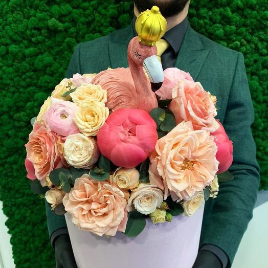 Фламинго Luxury