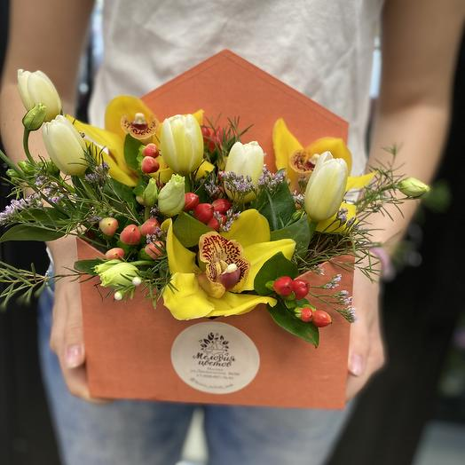 Весенние ночи: букеты цветов на заказ Flowwow