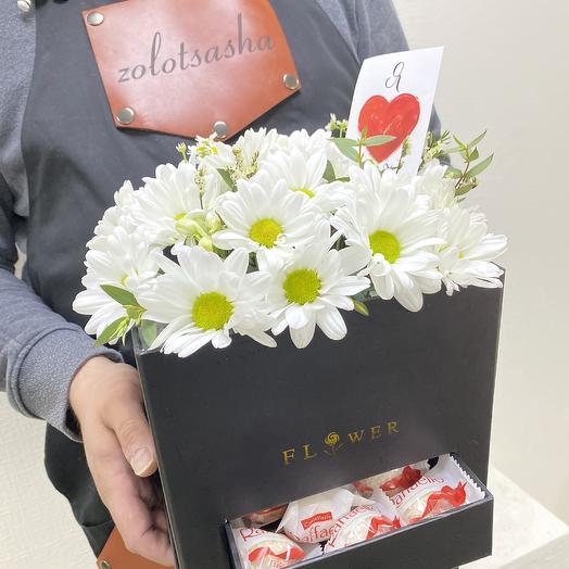 😍 Люблю: букеты цветов на заказ Flowwow
