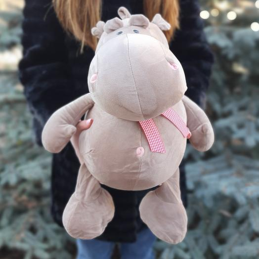 Бегемот 40 см