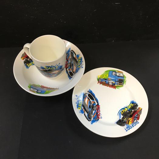 Набор посуды «Rally