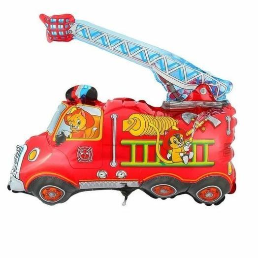 Шар пожарная машина 94 см