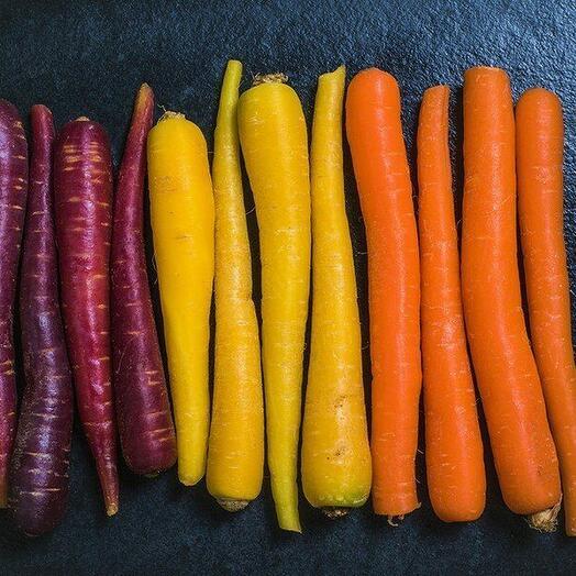 Морковь мини Радуга 250 гр