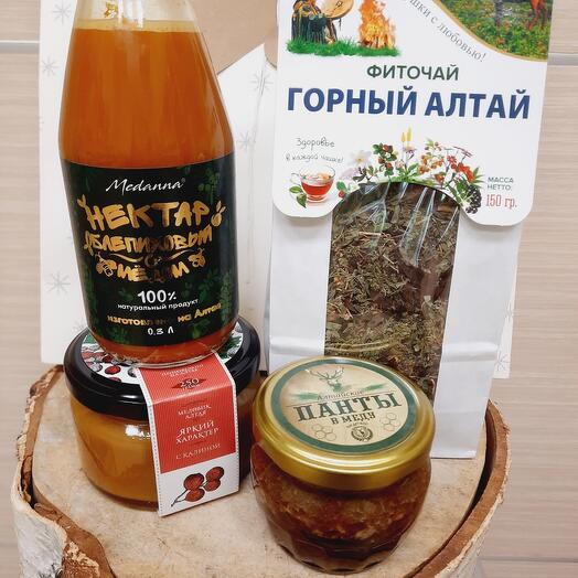 Сказочный Алтай
