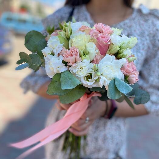 Свадебный букет «Невеста»