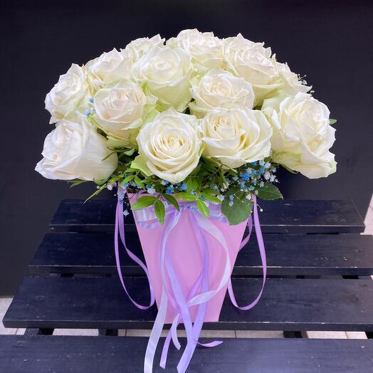 Розы в сумочке