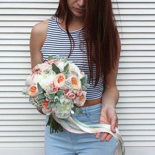 Невеста: букеты цветов на заказ Flowwow