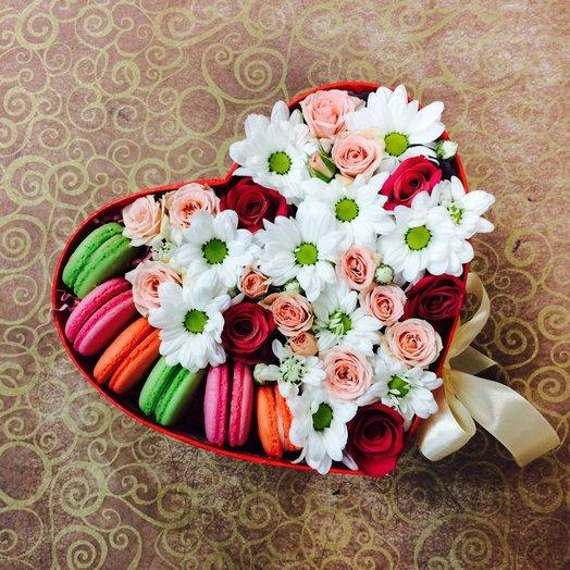 Блисс: букеты цветов на заказ Flowwow