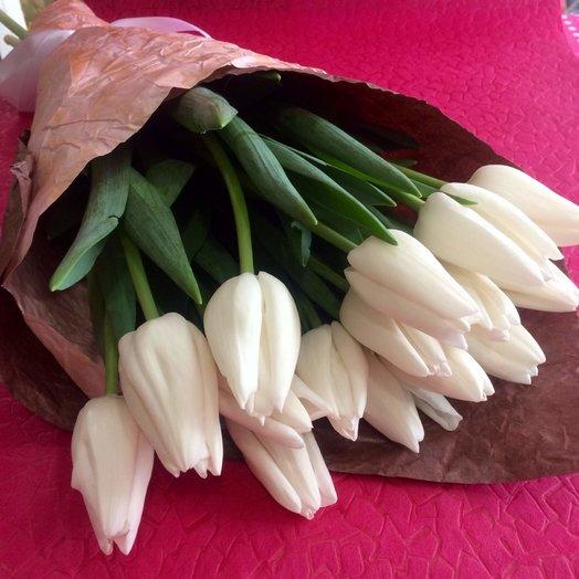 """Тюльпаны """"Запах весны"""""""