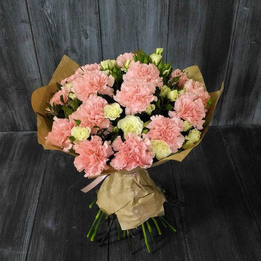 Леди в розовом: букеты цветов на заказ Flowwow