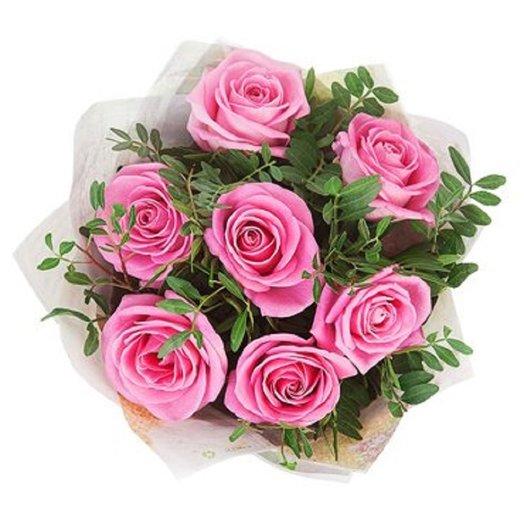 Клубничный пломбир : букеты цветов на заказ Flowwow