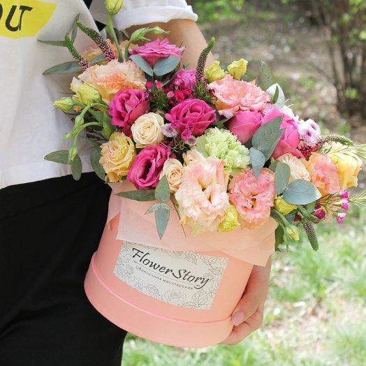 With love: букеты цветов на заказ Flowwow