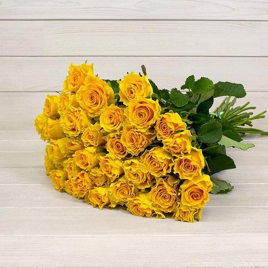 Голден стар: букеты цветов на заказ Flowwow