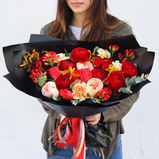 Букет 06: букеты цветов на заказ Flowwow