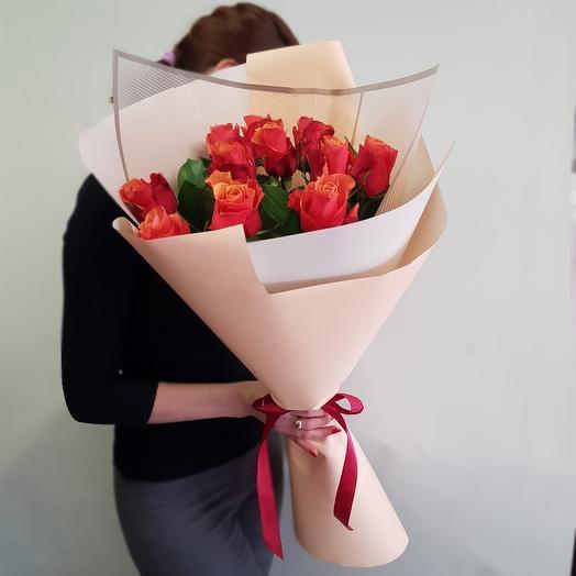 Огонь: букеты цветов на заказ Flowwow