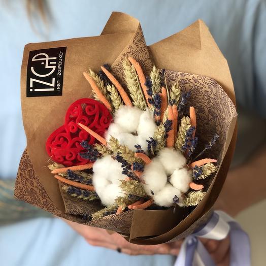 Cotton 11: букеты цветов на заказ Flowwow