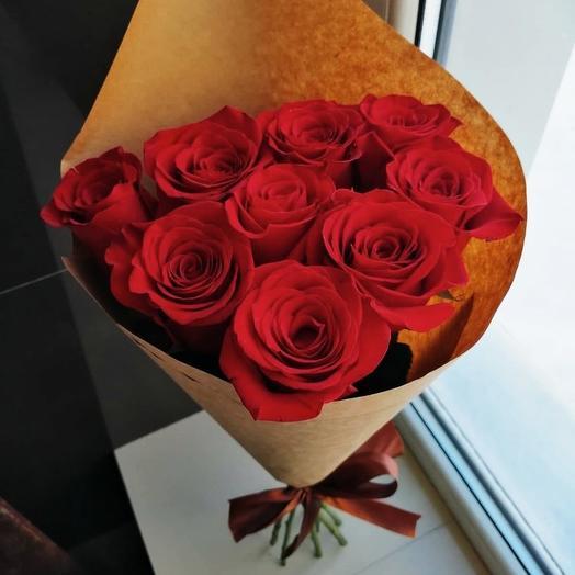 Страсть: букеты цветов на заказ Flowwow