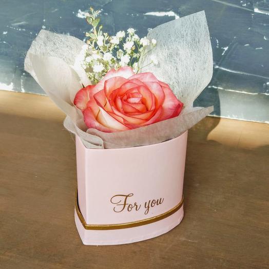 """Комплимент 2"": букеты цветов на заказ Flowwow"