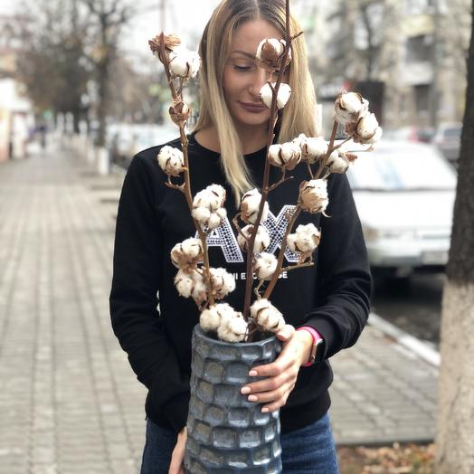Стильное украшение интерьера: букеты цветов на заказ Flowwow