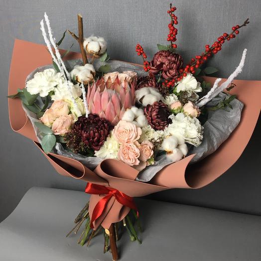 Невесомость: букеты цветов на заказ Flowwow