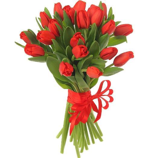 Яркая весна: букеты цветов на заказ Flowwow