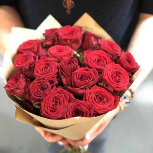 Букет 1 19 шт 60см: букеты цветов на заказ Flowwow