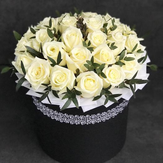 Стильная леди: букеты цветов на заказ Flowwow