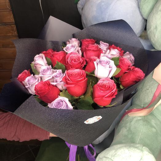 Страна  Роз: букеты цветов на заказ Flowwow