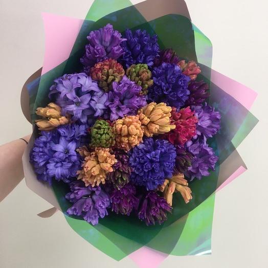Букет Spring: букеты цветов на заказ Flowwow
