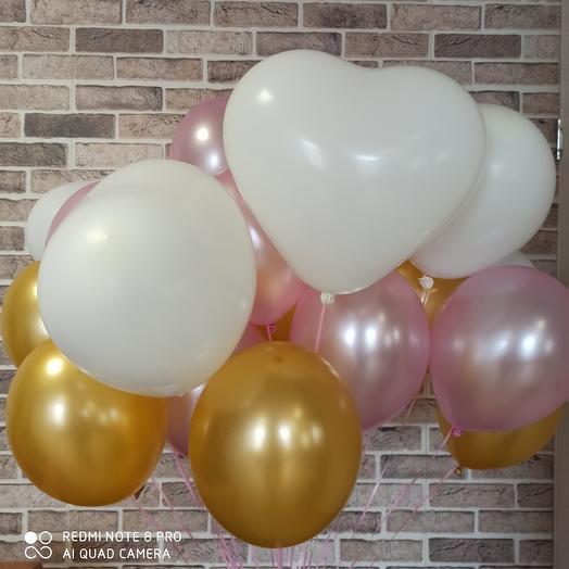 """Набор шаров """"Воздушное счастье"""""""