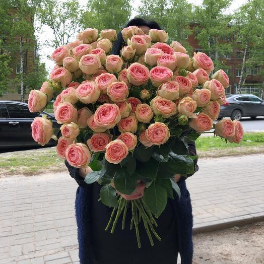 Пионовидные: букеты цветов на заказ Flowwow