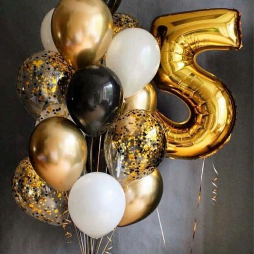 Стильный день рождения