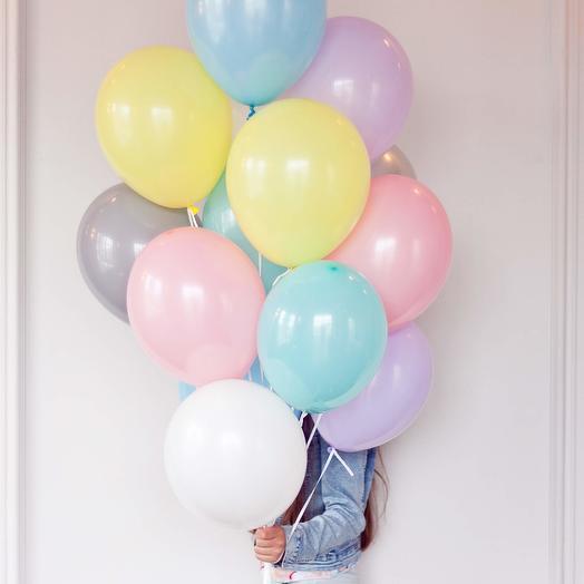 Связка из 15 шаров