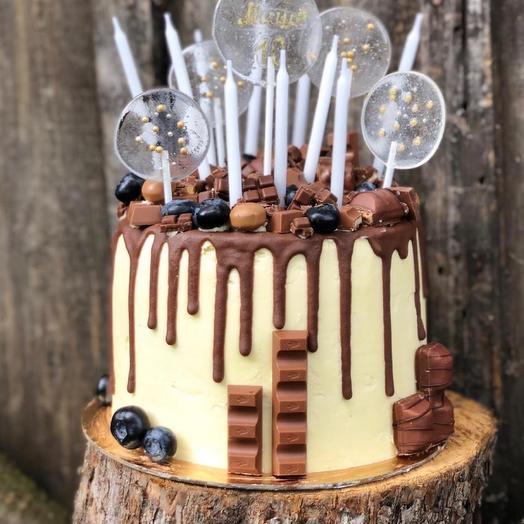 Тортик чоко-чоко