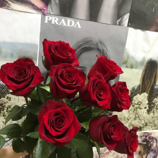 Розы 9