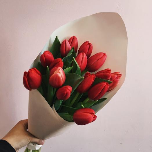 15 Тюльпанов Love Story