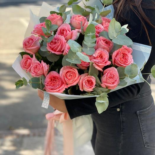 Bouquet of 21