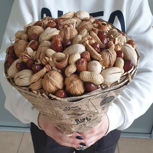 Букет Кулек ореховый