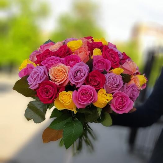 Букет 51 роза