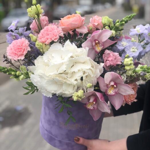 Коробка «Твой цветочный»