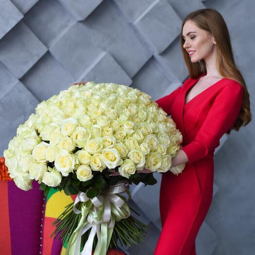 151 Роза Премиум 70 см
