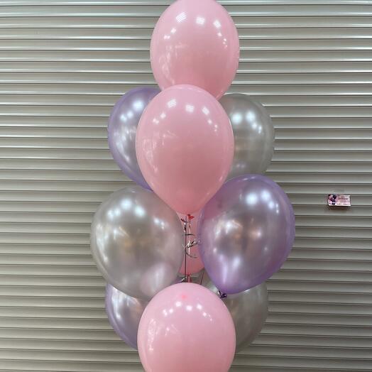 Розовый фиолет