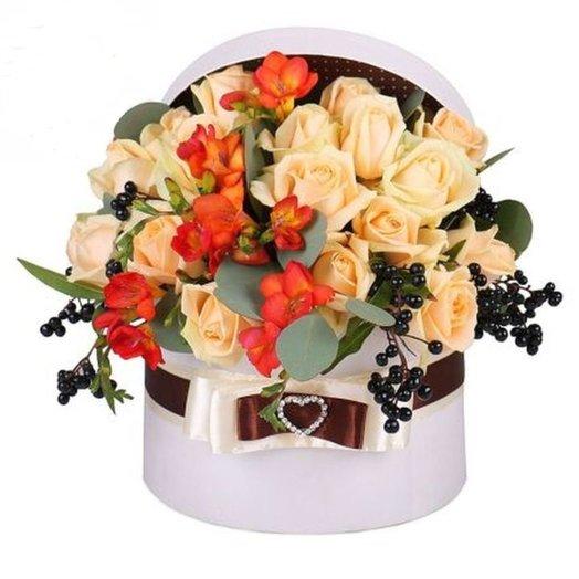 Букет № 92 Треммия: букеты цветов на заказ Flowwow
