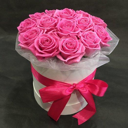 "Коробочка ""Великолепная Сью"": букеты цветов на заказ Flowwow"