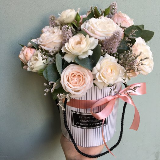Шарлиз: букеты цветов на заказ Flowwow