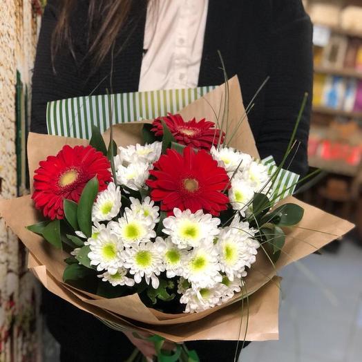 Бемби: букеты цветов на заказ Flowwow
