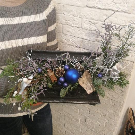 Сказочный ларец: букеты цветов на заказ Flowwow
